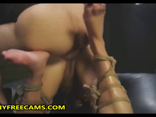Big Cock And Fetish Anal Sex For Kinky Latina