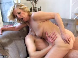 mature hairy Lili aka Odette - Perfect sex