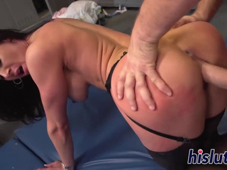 Naughty mom needs some young meat