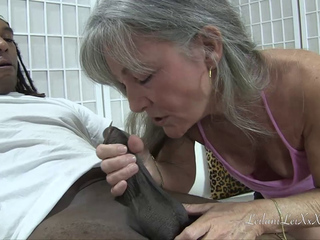 Leilani Lei meets Shimmy TRAILER - Milf Interracial