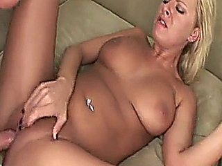Big natural tits Riley Evans, Anal